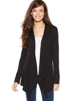 Inc International Concepts Petite Draped Cardigan