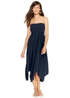 Inc International Concepts Petite Handkerchief-Hem Convertible Maxi Skirt