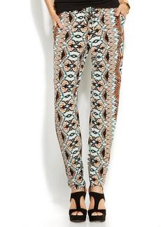 INC International Concepts Petite Savannah Tapered-Leg Soft Pants