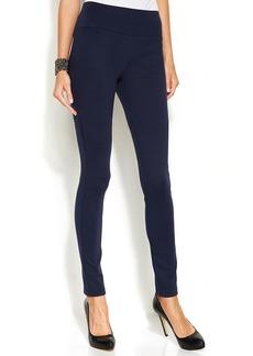 INC International Concepts Petite Skinny-Leg Pull-On Pants