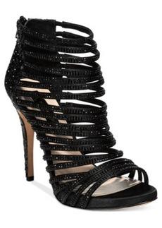 Inc International Concepts Rowell Rhinestone Platform Pumps Women's Shoes