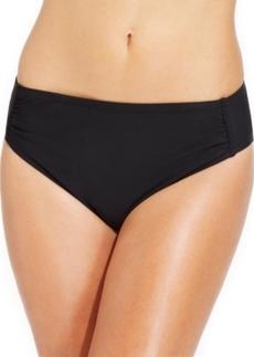 Inc International Concepts Ruched Hipster Bikini Bottom Women's Swimsuit