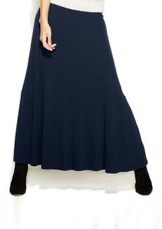 INC International Concepts Seamed Knit Maxi Skirt