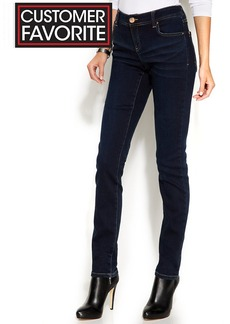 INC International Concepts Skinny Curvy-Fit Jeans, Diva Wash
