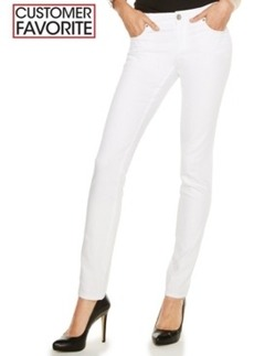 Inc International Concepts Skinny Jeans, White Wash