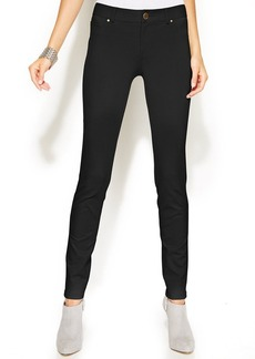 INC International Concepts Curvy-Fit Skinny Ponte Pants