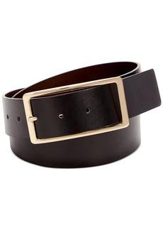 INC International Concepts Smooth Reversible Pant Belt