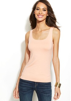 INC International Concepts Square-Neck Tank Top