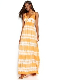 INC International Concepts Tie-Dye Maxi Dress