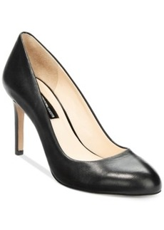 Inc International Concepts Women's Bensin Rounded Toe Pumps, Only at Macy's Women's Shoes