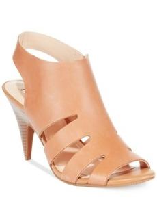 INC International Concepts Women's Giannah Mid-Heel Sandals Women's Shoes