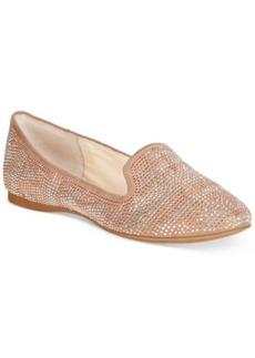 Inc International Concepts Women's Gradie Rhinestone Flats Women's Shoes