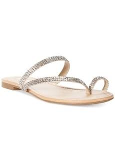 Inc International Concepts Women's Mistye2 Flat Sandals Women's Shoes