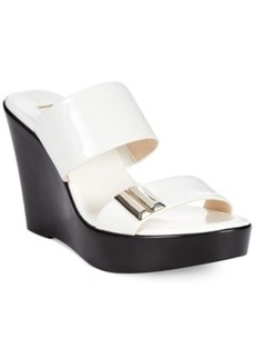 Inc International Concepts Women's Pandeh Platform Wedge Sandals Women's Shoes