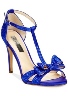 INC International Concepts Women's Reesie2 High Heel Evening Sandals Women's Shoes
