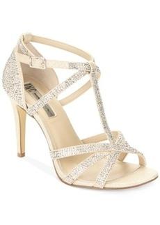 INC International Concepts Women's Reggi Evening Sandals Women's Shoes