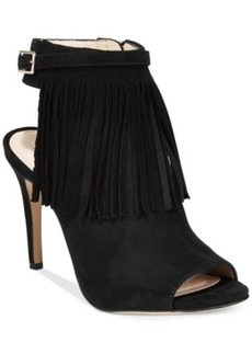 Inc International Concepts Women's Rioh Fringe Booties Women's Shoes