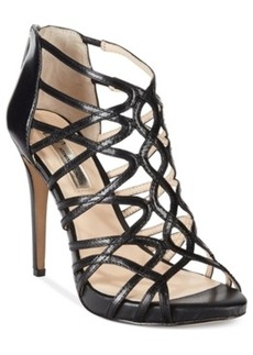 INC International Concepts Women's Sharee Platform Dress Sandals Women's Shoes