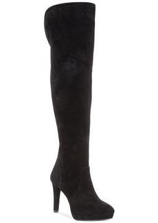 INC International Concepts Women's Sheran Over-The-Knee Dress Boots