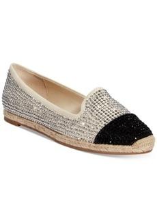INC International Concepts Women's Steeviee Espadrille Flats Women's Shoes