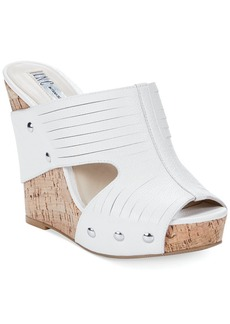 INC International Concepts Women's Vanessah2 Platform Wedge Sandals