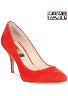 INC International Concepts Women's Zitah Mid-Heel Pumps Women's Shoes