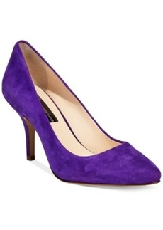 Inc International Concepts Women's Zitah Suede Pointed Toe Pumps Women's Shoes