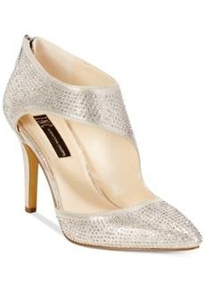 Inc International Concepts Women's Zizi Asymmetrical Evening Pumps, Only at Macy's Women's Shoes