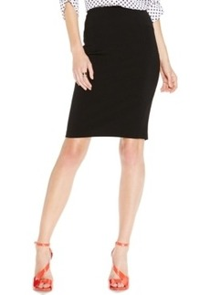 Inc International Concepts Zip-Back Pencil Skirt