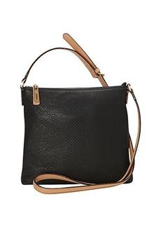 Isaac Mizrahi - Handbags Kay Perf Cross Body,Black,One Size