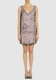 ISAAC MIZRAHI - Short dress