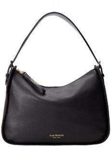 Isaac Mizrahi Alice IM92186 Shoulder Bag,Black,One Size
