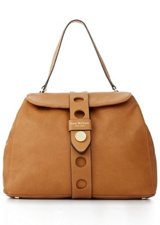 Isaac Mizrahi Leather Olivia Satchel