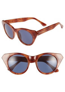 Isaac Mizrahi New York 49mm Cat Eye Sunglasses