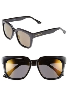 Isaac Mizrahi New York 50mm Sunglasses