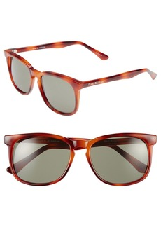 Isaac Mizrahi New York 54mm Retro Sunglasses