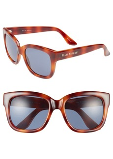 Isaac Mizrahi New York 54mm Sunglasses