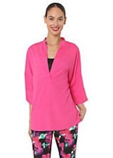 ISAAC MIZRAHI NEW YORK Kimono-Sleeve Top