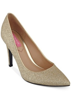 Isaac Mizrahi New York Lamist Evening Pumps