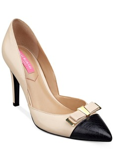 Isaac Mizrahi New York Lizette Pumps
