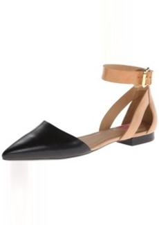 Isaac Mizrahi New York Women's Evelyn Flat