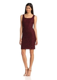 Isaac Mizrahi New York Women's Lace Dress