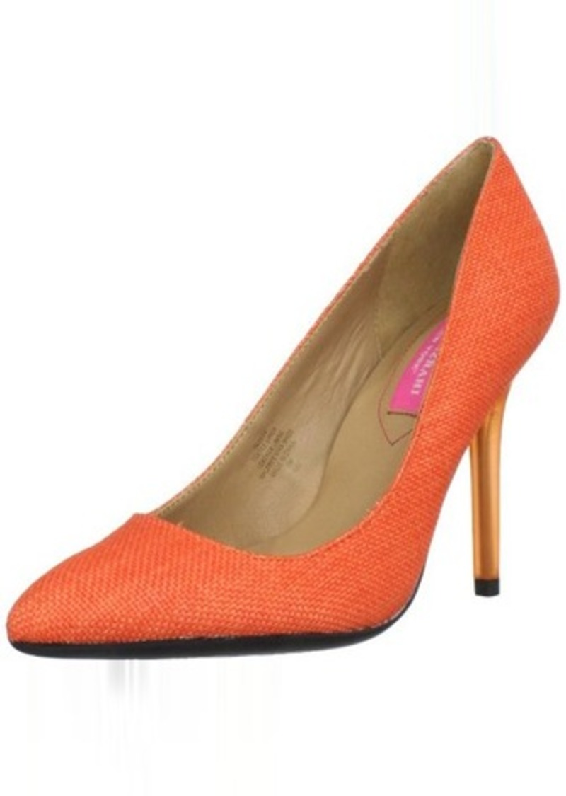 Isaac Mizrahi New York Women's Leeza Pump
