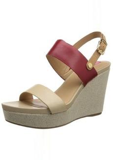 Isaac Mizrahi New York Women's Wandella Platform Sandal