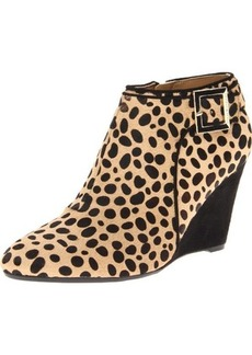 Isaac Mizrahi New York women's Winonalee Wedge Boot