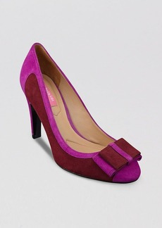Isaac Mizrahi Pumps - Leah High Heel