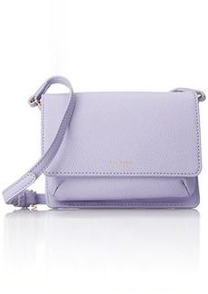 Isaac Mizrahi Wendy Cross Body Bag, Lilac Pebble, One Size