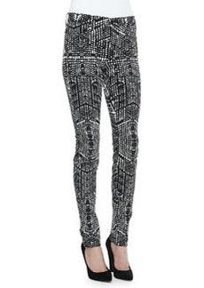 620 Mid-Rise Kaleidoscope-Print Skinny Jeans   620 Mid-Rise Kaleidoscope-Print Skinny Jeans