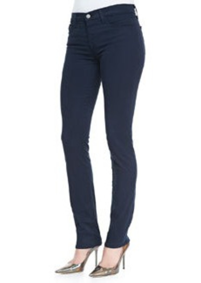 811 Luxe Sateen Slim Jeans, Carbon Blue   811 Luxe Sateen Slim Jeans, Carbon Blue