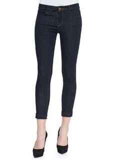 Anja Cropped & Cuffed Jeans, Night Shadow   Anja Cropped & Cuffed Jeans, Night Shadow